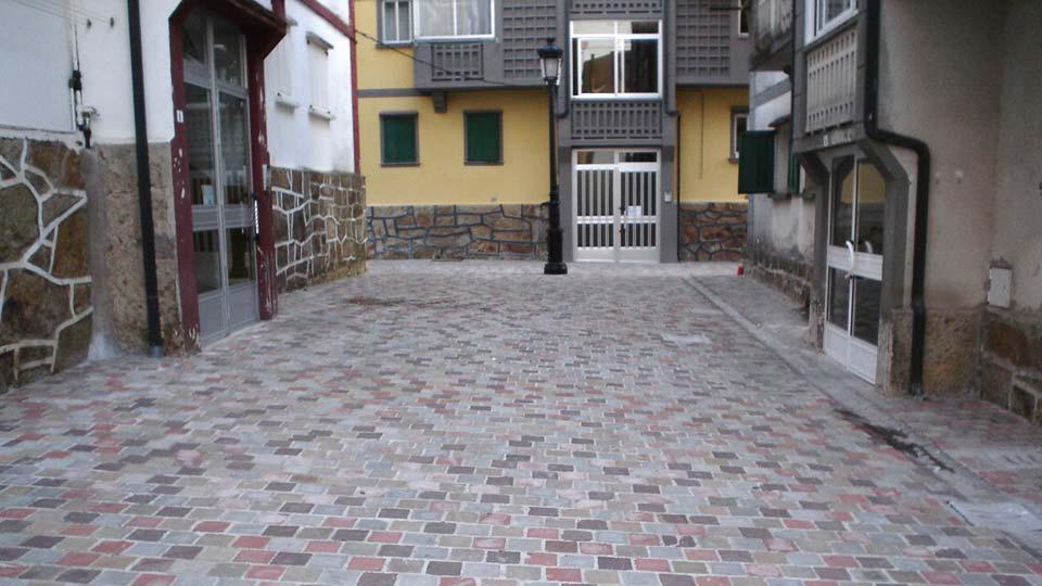 Iber piedra naturstone sl for Adoquines de granito